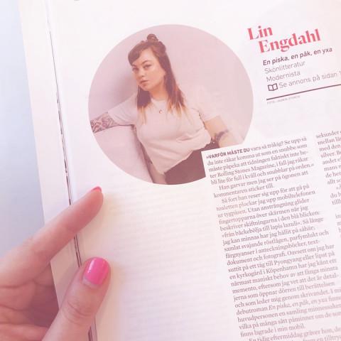 linengdahl debutantportratt